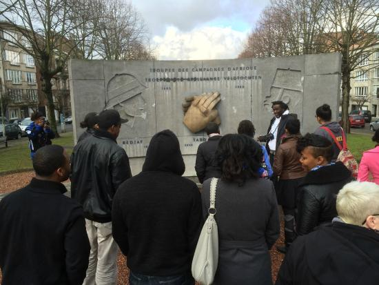 ‪Brussels Black Heritage Tour‬