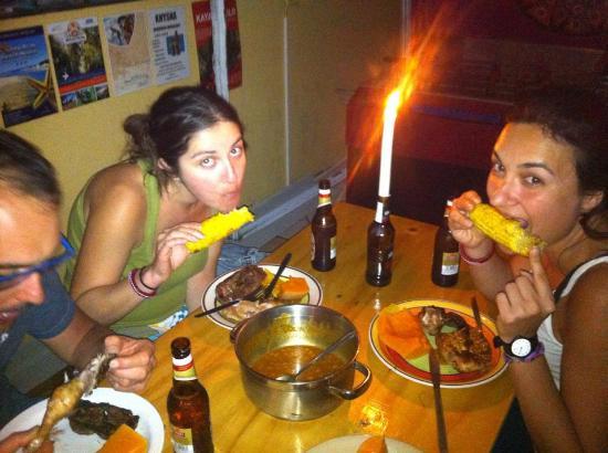 Island Vibe Knysna: Braai Dinner