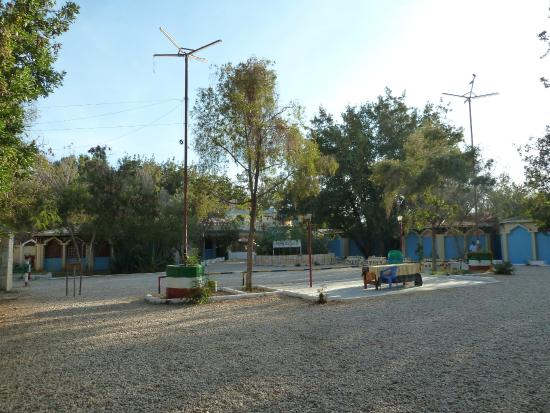 Burao, Somalia: Grounds