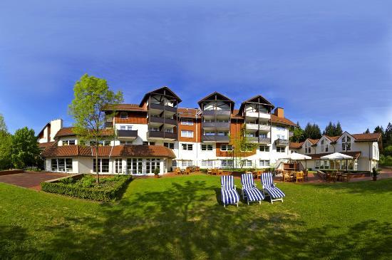 Relexa Hotel Harz-Wald: Aussenansicht