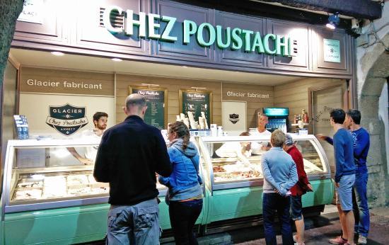 Glacier Chez Poustache
