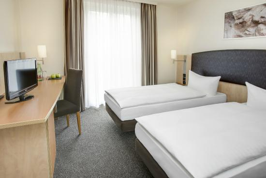 IntercityHotel Vienna: Business Twin Zimmer