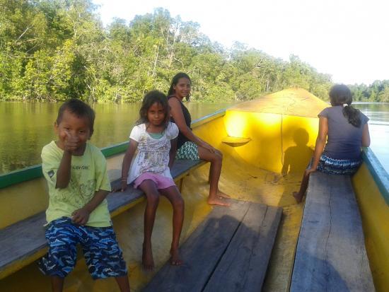Orinoco Eco Camp: Warao