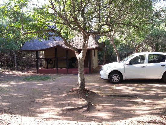 Malala Lodge: Tamboti chalet