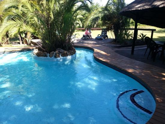 Malala Lodge: Fabulous pool