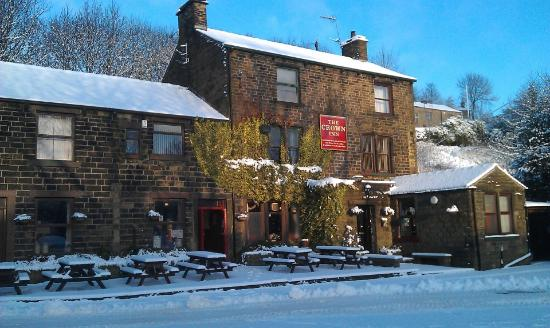 Crown Inn, Greave Road, Bacup
