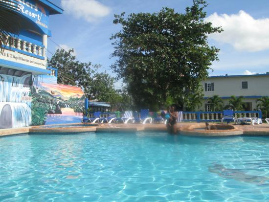 Travellers Beach Resort Bradshaw Family Reunion With Close Friends Negril