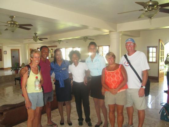 Travellers Beach Resort Bradshaw Family Reunion Kevin Caroline Bizley Reception Las