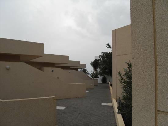 Hotel Coronas Playa: lovely view lol