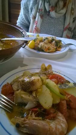 Don Peixe Restaurante Grill: Cataplana de NERO
