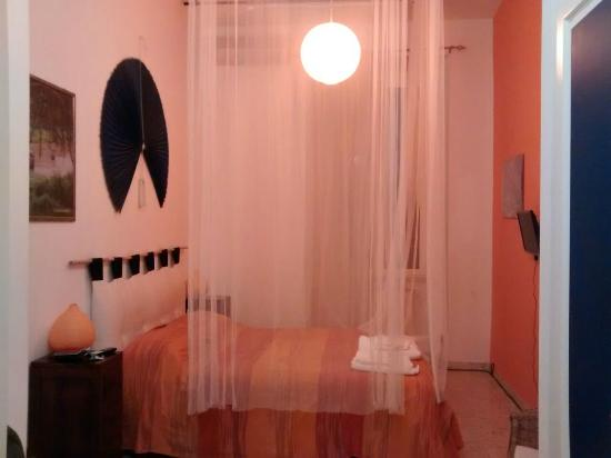 Il Vagamondo: habitación en la que nos alojamos