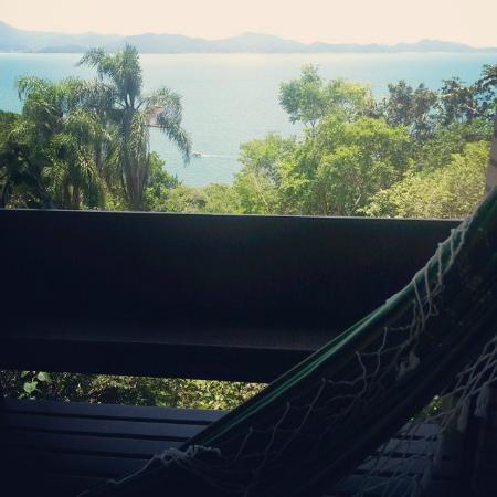 Cabanas do Araca Villa : vista da cabana