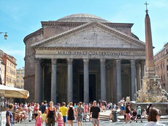 Рим, Италия: Πάνθεον
