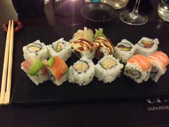 Ohashi : Sushi