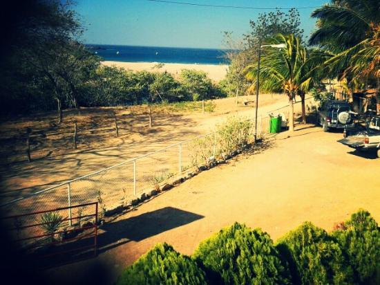 Hostal Villa Mar : Vista desde el hotel
