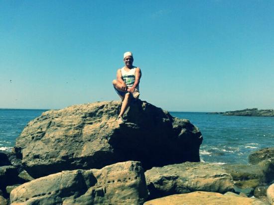 Hostal Villa Mar: A tan sólo unos pasos