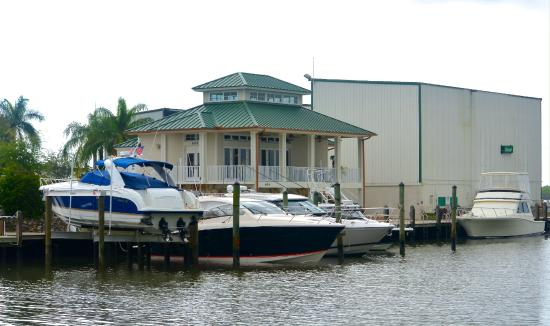 Walker's Coon Key Marina