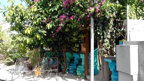 Guraidhoo Vacation Inn: house we lived