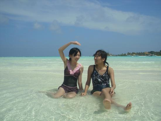 Guraidhoo Vacation Inn : chat