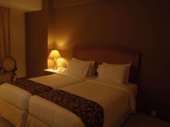Arion Swiss-Belhotel Kemang Jakarta: twin bed dijadikan single bed