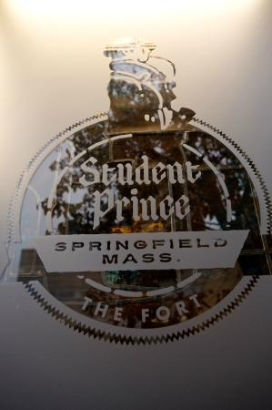 grand opening event - picture of the student prince cafe & the
