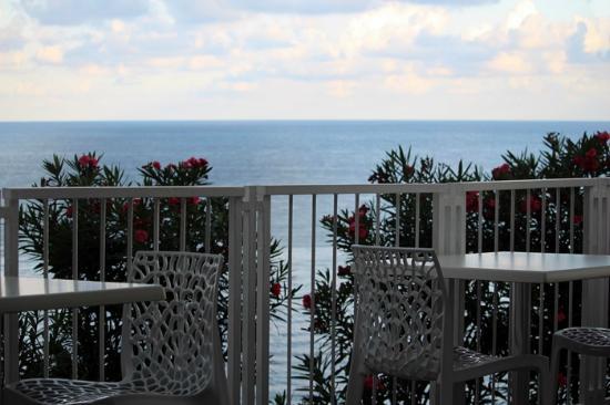 Awesome Terrazza Sul Mare Tropea Gallery - Idee Arredamento Casa ...
