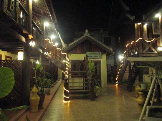 MyLaoHome Boutique Hotel: La nuit