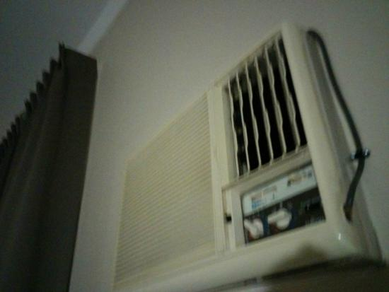 Comfort Inn Wentworth Plaza: Latest air conditioning