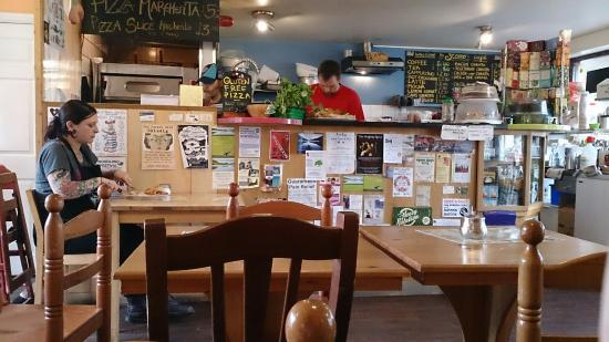 Marco's Cafe: Nice and cozy cafe.