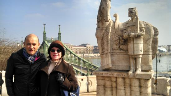 Budapest GuestRooms : We loved this place...