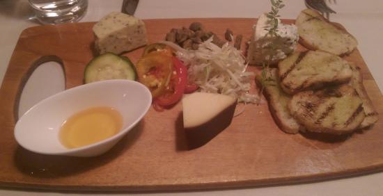 Malones of Manassas: The Cheese Board