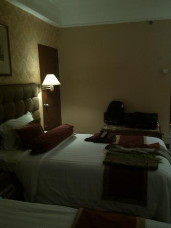 Tiara Medan Hotel & Convention Center: Kamar rapi