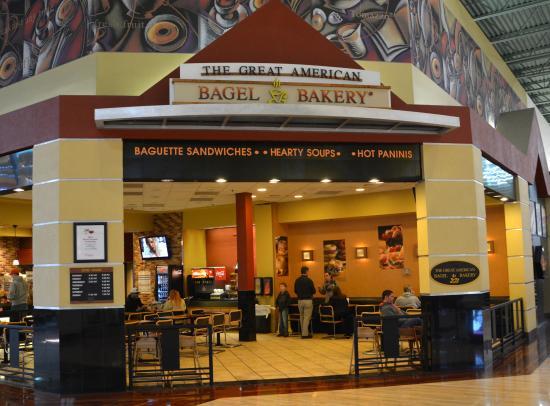 Restaurants In Concord Mills Food Court