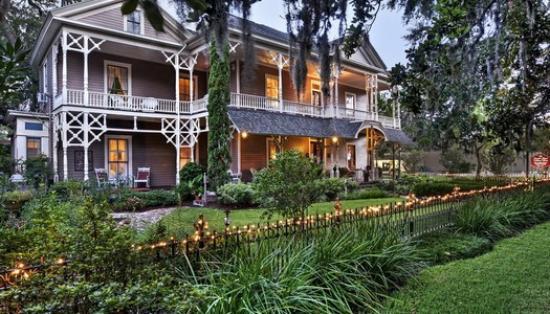 Amelia Island Williams House Inn