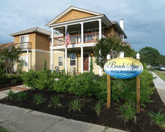 Photo of Beach Spa Bed and Breakfast Virginia Beach