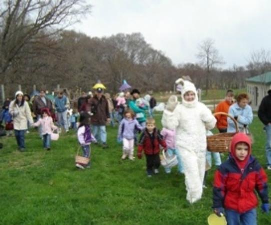 Clark's Elioak Farm: Egg Hunt weekend activities