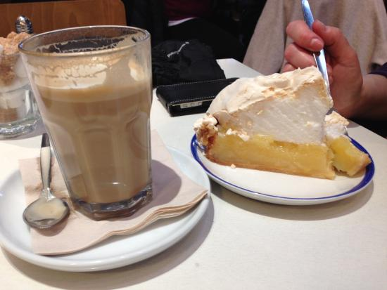 Chesters By The River: Chesters Lemon Meringue Pie