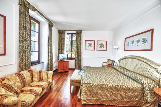 Belgirate, Italie : Junior Suite Cedro