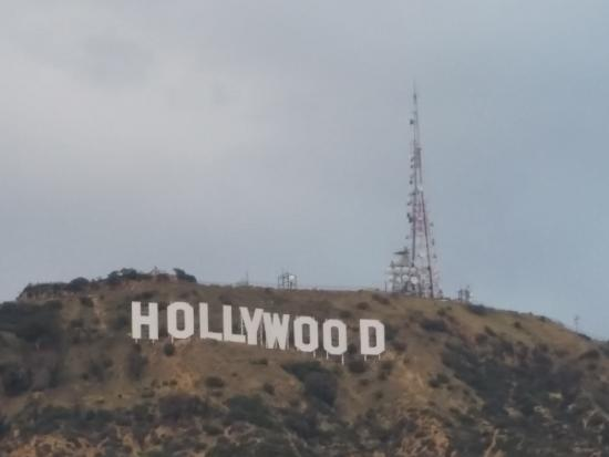 Prime Time Hollywod Tours: Hollywood Sign