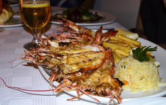 Pigalle Restaurant: Seafood Main
