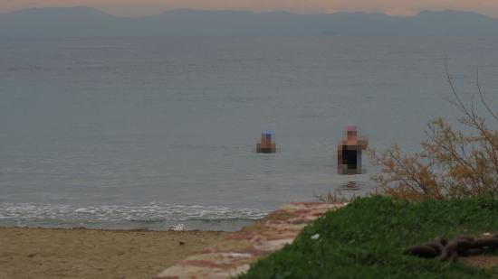 Kavouri Beach: really?