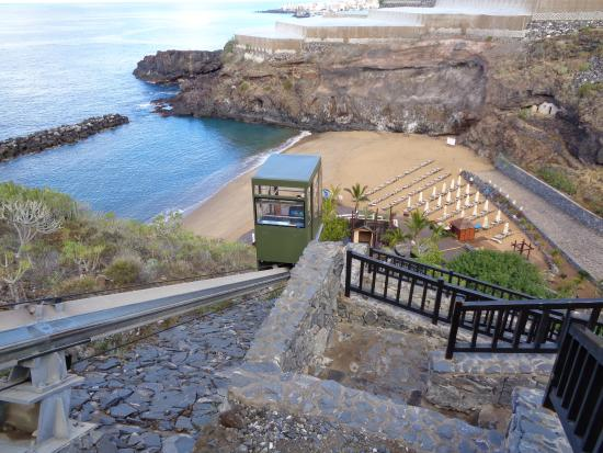 Morning picture of the ritz carlton abama guia de - Hotel abama tenerife ...