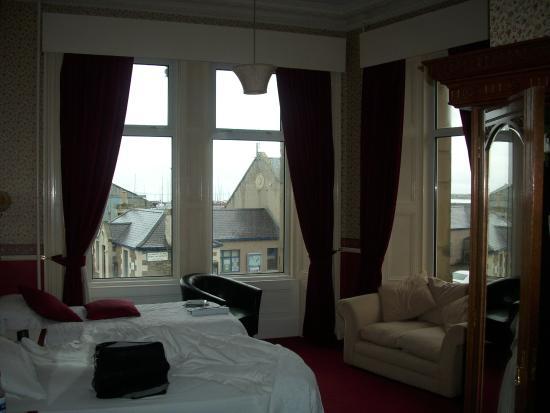 Kirkwall Hotel: Ett