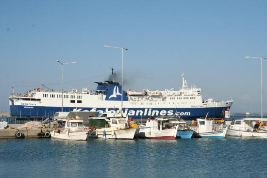 Kyllini, Grecia: Port of Killini 10