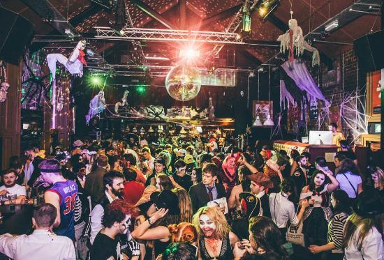 Хэллоуин клубы ночные корейский ночной клуб москва