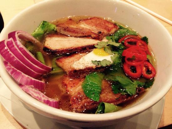 Pork belly ramen picture of yokozuna tulsa tripadvisor for Asian cuisine tulsa