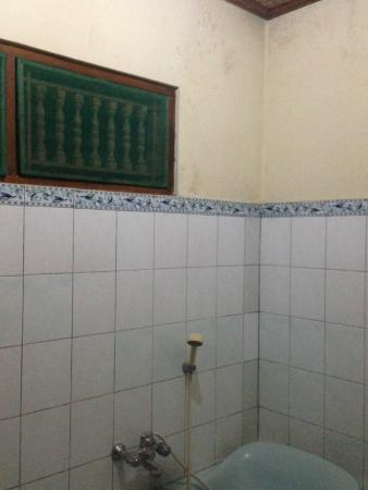 Kajeng Bungalows: bathroom