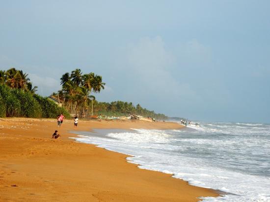 Sri Lanka Tangerine Beach Hotel Strand Sri Lanka