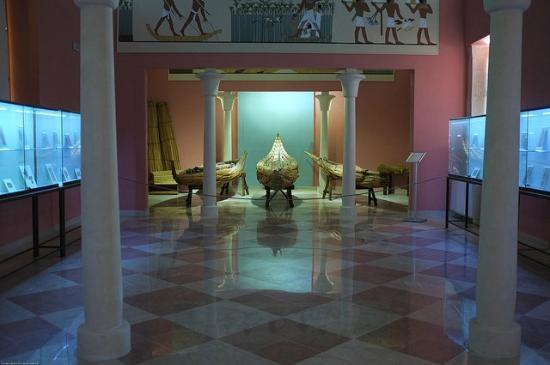 """Museo del Papiro """"Corrado Basile"""""""