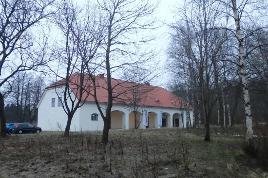 Maarjamae Palace Estonian History Museum (Maarjamae Loss): Stable at Maarjamäe Palace - new exhibition hall